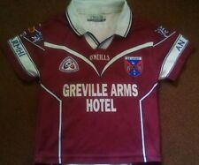 Westmeath GAA Dessie Dolan Autographed Gaelic Football Shirt (Youths 1-2 Years)
