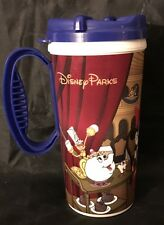 New 2016 Disney Parks Beauty And The Beast Souvenir Travel Mug Cup -Be Our Guest