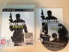 Call of Duty Modern Warfare 3 PS3 Ottima 1a Stampa Italiana con manuale