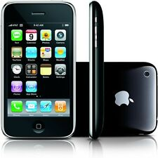 RB APPLE IPHONE 3GS 8GB BLACK AT&T LOCKED SMARTPHONE