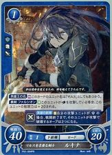 TCG Card Fire Emblem 0 Cipher Lucina P01-004PR JAPAN
