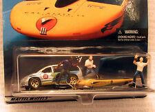 HW Action Pack SOLAR RACING Dodge Caravan SOLAR EAGLE III Cal State Hot Wheels