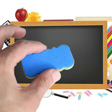 4Pcs Board Rubber Blackboard Whiteboard Cleaner Dry Marker Pen Eraser WQWQ