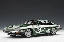 1:18 AUTOART JAGUAR XJ-S TWR RACING ETCC SPA- FRANCORCHAMPS 1984 WINNER HEYER#12