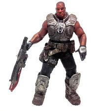 """Neca Gear de guerras Augustus Cole 6"""" video juego de Xbox basado en la figura, no en caja"""