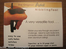 Adel Nibbler Nibbling Tool *ORIGINAL & NEW* Directly from manufacturer