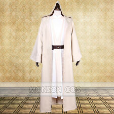 Star Wars Skywalker Jedi Knight Cosplay Costume Outfit+Cape Custom-Made