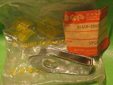 SUZUKI TS185 TS125 1971-72 TC125 1972 CHAIN ADJUSTER OEM #61410-28000