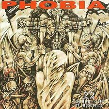 22 Random Acts of Violence by Phobia (CD, Jul-2012, Willowtip Records)