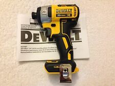 "New Dewalt DCF887 1/4"" 3 Speed 20V Max XR Brushless Impact Driver Replace DCF886"