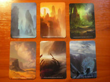 CARD DIVIDERS From Holiday Gift Box Khans of Tarkir MTG Complete