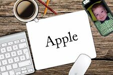 Vintage Apple Apple Retro Mac Mouse Pad Mousepad Home Office Free Shipping