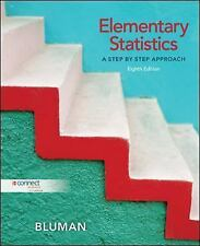 Elementary Statistics: A Step By Step Approach with Data CD and Formula Card by