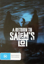 New! A RETURN TO SALEM'S LOT DVD (UK SELLER, HORROR, CULT) MULTIREGION! R:0