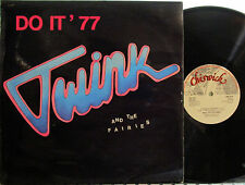 Twink & the Fairies - Do It '77 (UK) (Chiswick) (of Pink Fairies, Pretty Things)