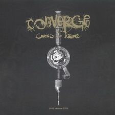 Caring and Killing; 1991 Through 1994 by Converge (CD, Mar-2009, Hydra Head)