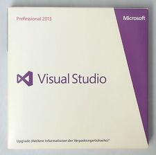 Microsoft Visual Studio 2013 Professional - Deutsch - Update - NEU -