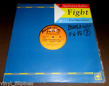 "PHILIPPINES:SPANDAU BALLET - Fight For Ourselves 12"" EP/LP,Copy # 2"