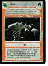 STAR WARS CCG CLOUD CITY BLACK BORDER LIGHT SIDE RARE HAVEN