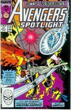 Avengers Spotlight # 27 (Hawkeye, various) (USA, 1989)