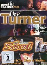 DVD UND AUDIO-CD NEU/OVP - Ike Turner & The Kings Of Rhythm - Live In Concert