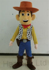 Toy Story Woody Mascot Cosplay Costumes Fancy Dress Adult