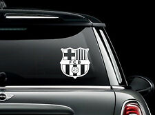 FC Barcelona Vinyl Decal Bumper Sticker