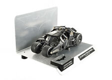 Batmobile acróbata Batman Dark Knight Trilogy negro 1:18 Hot Wheels elite bcj99
