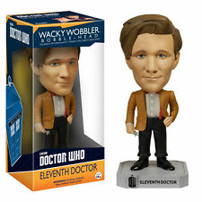 DOCTOR WHO ELEVENTH DOCTOR FUNKO WACKY WOBBLER BOBBLE HEAD FIGURE TOY