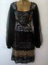 Save The Queen Funky Quirky Dress Size M ( See Measurements UK 8/10 )