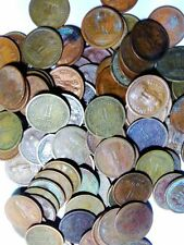 1 paisa   100 coins lot,mixed years -