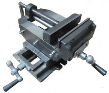 "RDGTOOLS ECONOMY 2 WAY COMPOUND MACHINE VICE 5"" (125MM) ENGINEERING TOOLS VISES"
