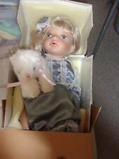 "24"" CHELSEA BY KATHY SMITH-FITZPATRICK DOLL..""THANK HEAVEN FOR LITTLE GIRLS"""