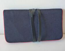 1x YSL Black / Red Tri-Fold Makeup Bag with Mirror, Brand NEW! 100% Genuine!!