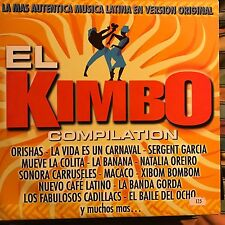 VARIOUS • El Kimbo Compilation • Doppio Vinile Lp • 2000 PLANET