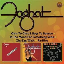Girls to Chat & Boys to Bounce/In the Mood for Something Rude/Zig-Zag...