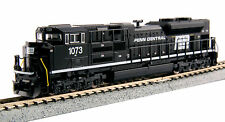 KATO 1768510  N SCALE NS PENN CENTRAL HERITAGE SD70ACe #1073  176-8510 - NEW