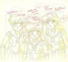 Anime Genga not Cel Sailor Moon #953
