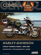 CLYMER SERVICE MANUAL HARLEY FLHTCUI ELECTRA GLIDE ULTRA CLASSIC FUEL INJ. 2006