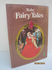 Ruby Fairy Tales: Gem Classics Library by Jane Carruth