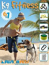 Fusion Pets K9 Hands Free Fitness Pack 31 to 125 Pound