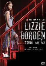 Lizzie Borden Took An Ax (2014) - Used - Dvd