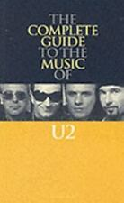 The Complete Guide to the Music of U2 Graham, Bill Paperback