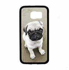 Pug Close up for Samsung Galaxy S6 i9700 Case Cover