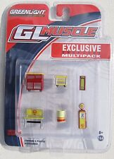 GL MUSCLE EXCLUSIVE SHOP TOOL MULTIPACK 6PC SHOP TOOLS SHELL OIL