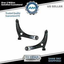 Front Lower Control Arm w/ Ball Joint Pair Set for Mitsubishi Lancer Outlander