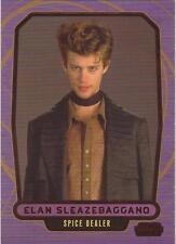 "Star Wars Galactic Files 2 - #357 Red Parallel Card ""Elan Sleazebaggano"" #17/35"