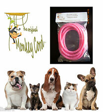 The Original Monkey Cord,  Dog Groomer Electrical Cord Detangler  (pink)