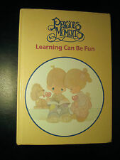 Precious Moments: Learning Can be Fun (hardbound)