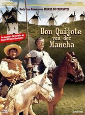 DVD * DON QUIJOTE VON DER MANCHA   TV VIERTEILER # NEU OVP $
